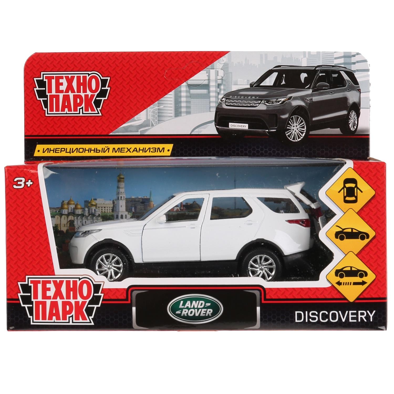 Машинка-игрушка Технопарк DISCOVERY-WT масштабная модель land rover discovery 3