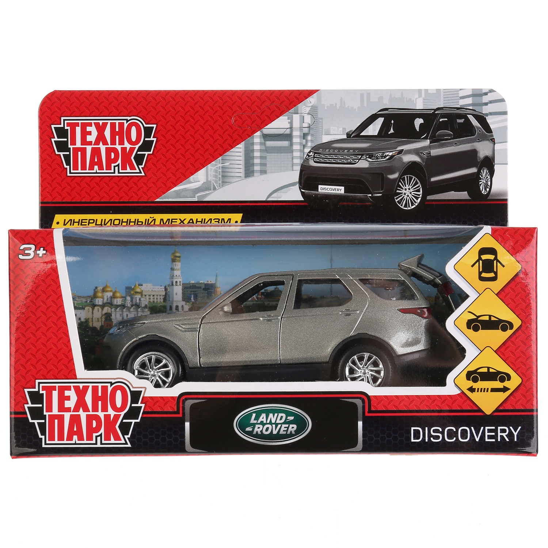 Машинка-игрушка Технопарк DISCOVERY-GY масштабная модель land rover discovery 3