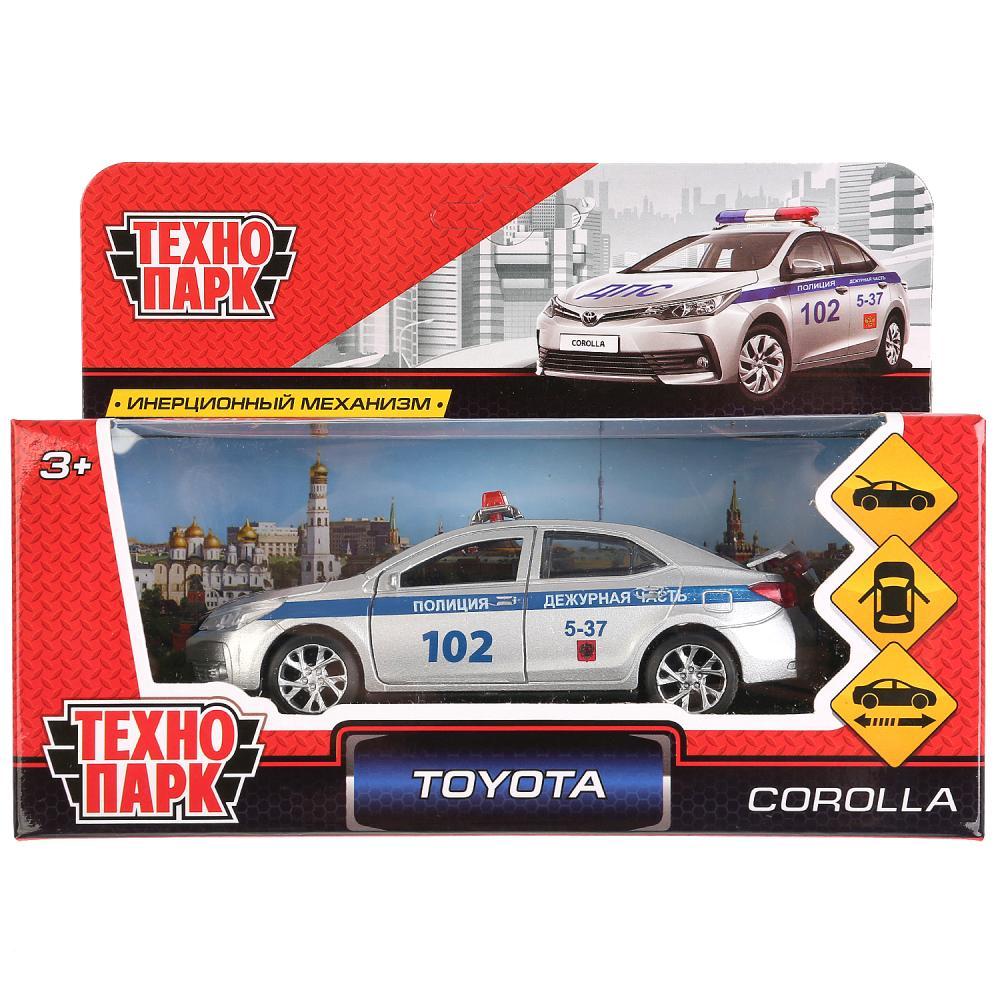 Машинка-игрушка Технопарк COROLLA-P
