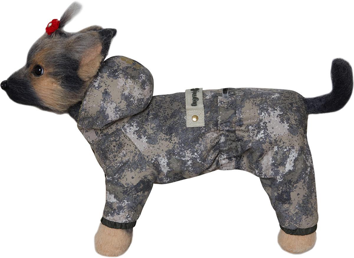 Комбинезон для собак Dogmoda Active, DM-190040-2, размер 2 (M)