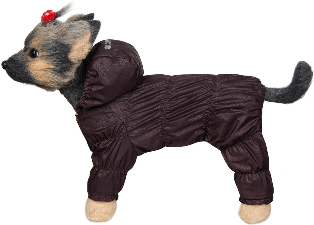 Комбинезон для собак Dogmoda Сезон, DM-190073-2, размер 2 (M)