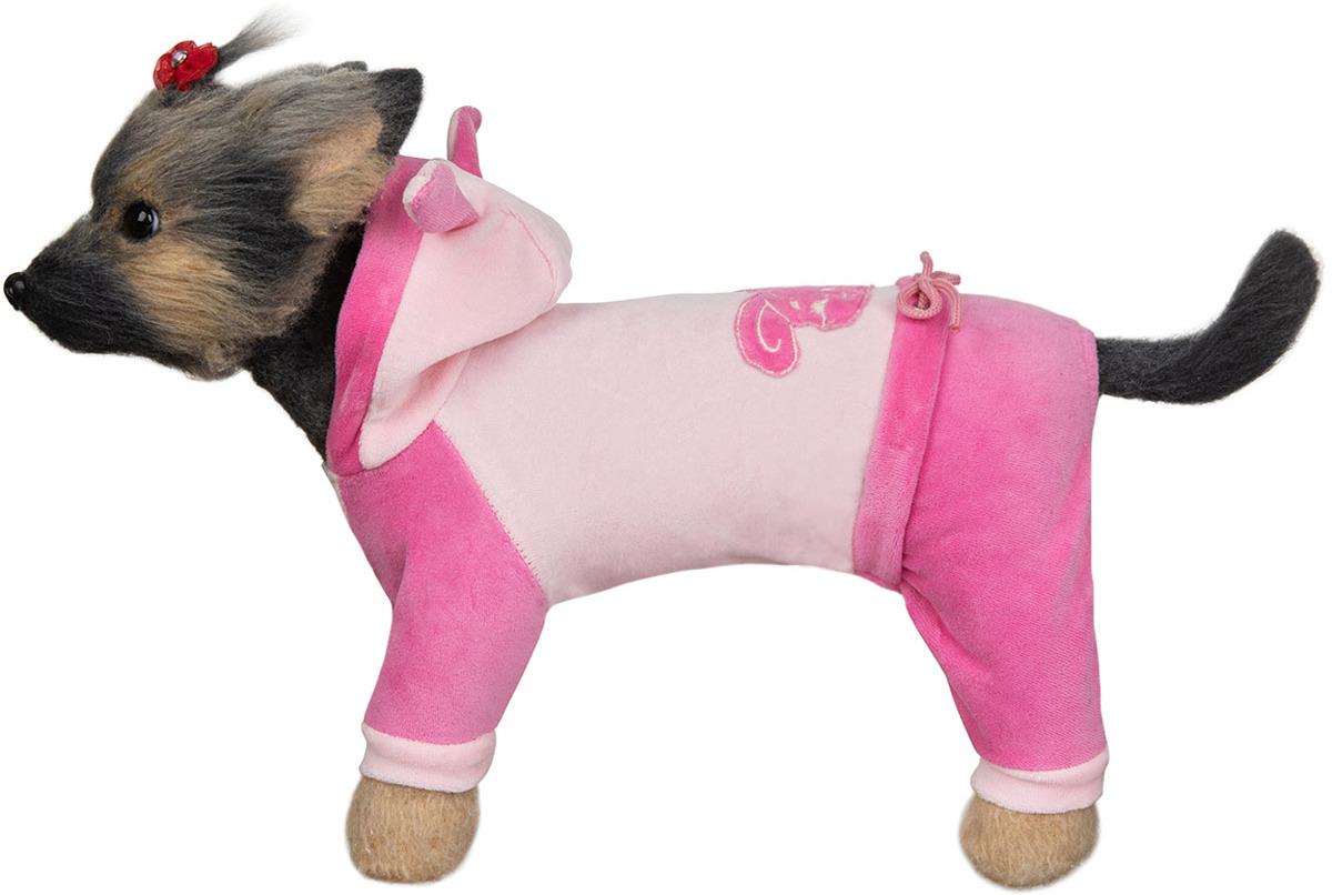 Комбинезон для собак Dogmoda Зайка, DM-190076-4, размер 4 (XL)
