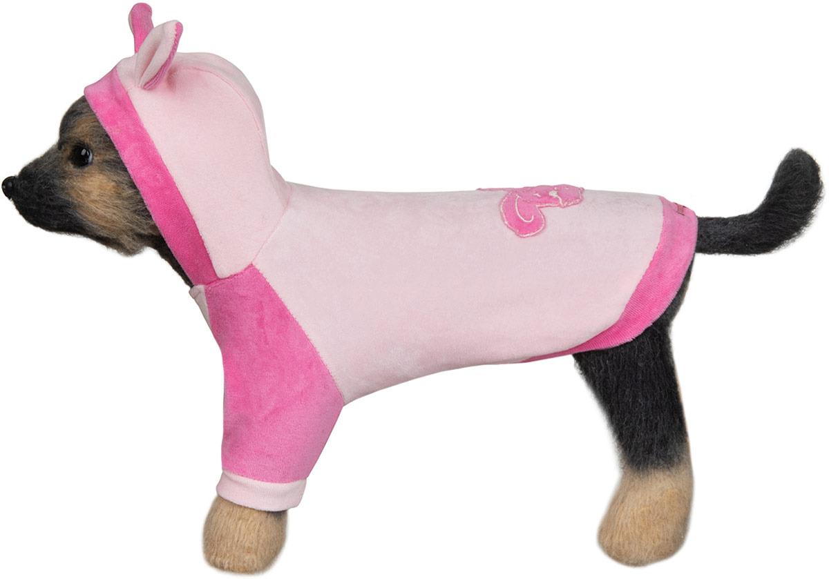 Куртка для собак Dogmoda Зайка, DM-190081-1, размер 1 (S)