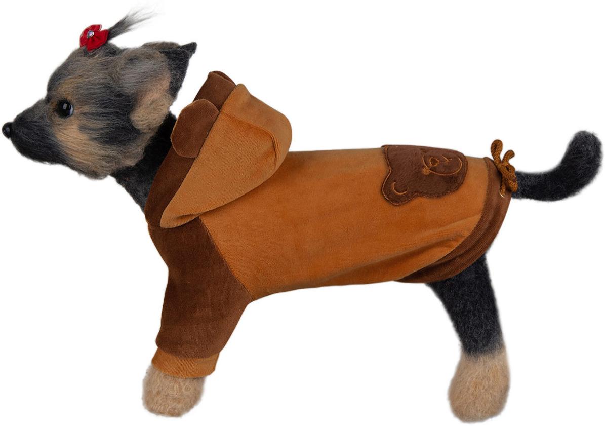 Куртка для собак Dogmoda Мишка, DM-190082-1, размер 1 (S)