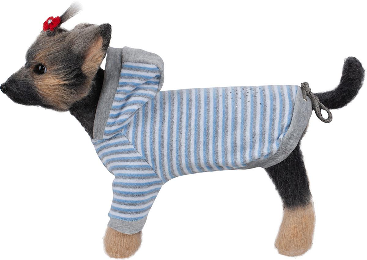 Куртка для собак Dogmoda Хоум, DM-190084-2, размер 2 (M)