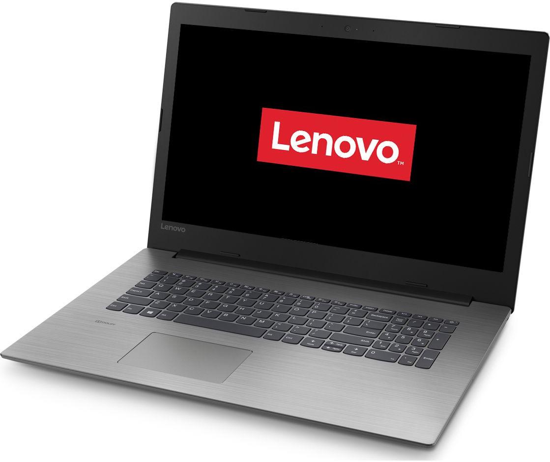 17.3 Ноутбук Lenovo 81FL000PRU, черный ноутбук в режиме калькулятора