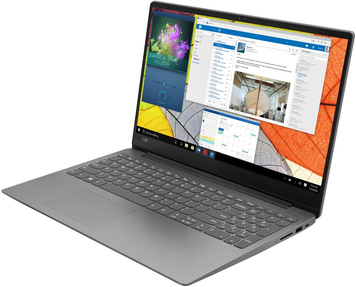 Ноутбук Lenovo IdeaPad 330S-15ARR 81FB004DRU, серый цена и фото