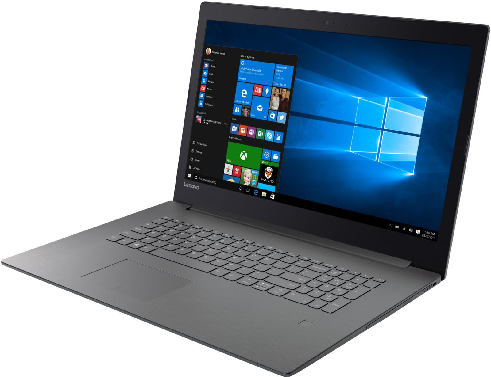 """Ноутбук Lenovo V320-17IKBR, 81CN000ARU, 17.3"""", серый"""