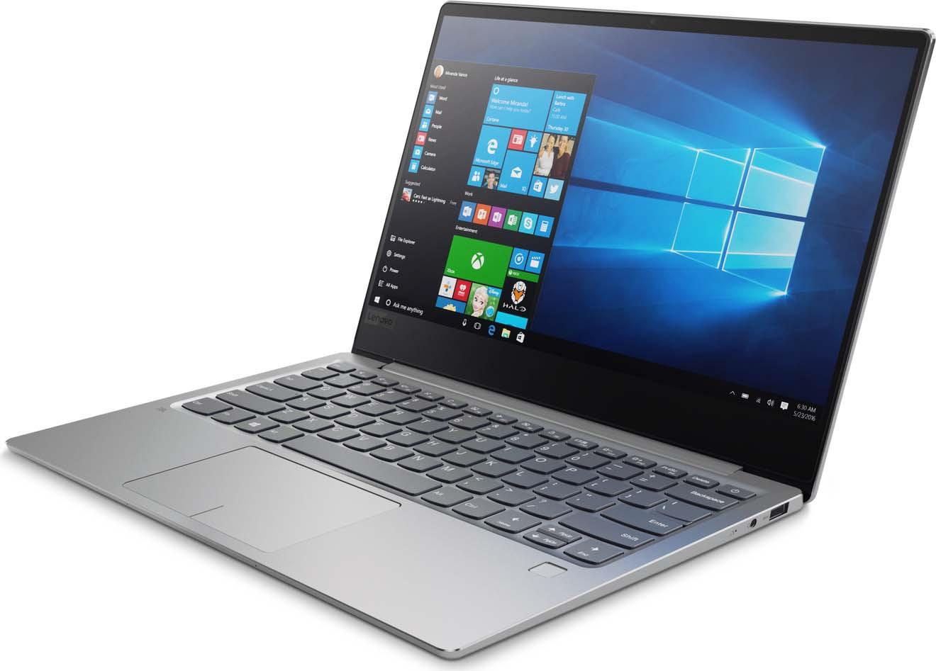 13.3 Ноутбук Lenovo IdeaPad 720S-13ARR 81BR000MRK, серебристый