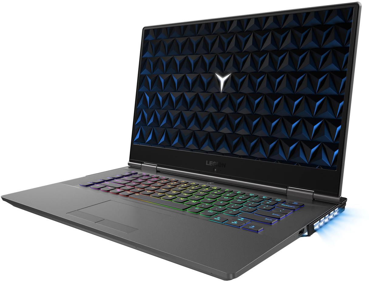 15.6 Игровой ноутбук Lenovo Legion Y730-15ICH 81HD0047RU, черный ноутбук nvidia