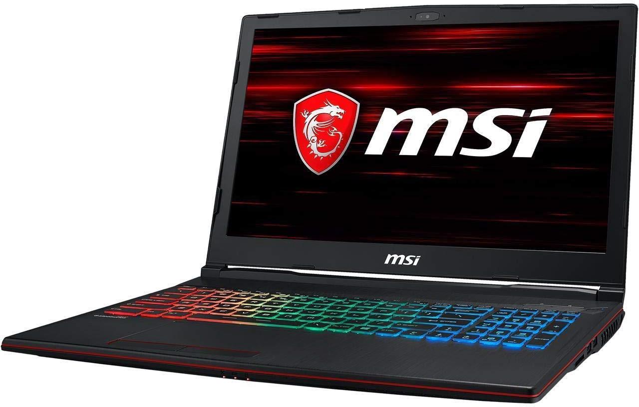 Игровой ноутбук MSI GP63 Leopard 8RE 9S7-16P522-676, черный