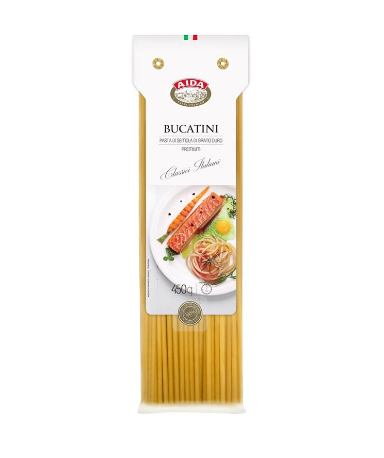 Макаронные изделия AIDA Bucatini/Макароны, 450 г