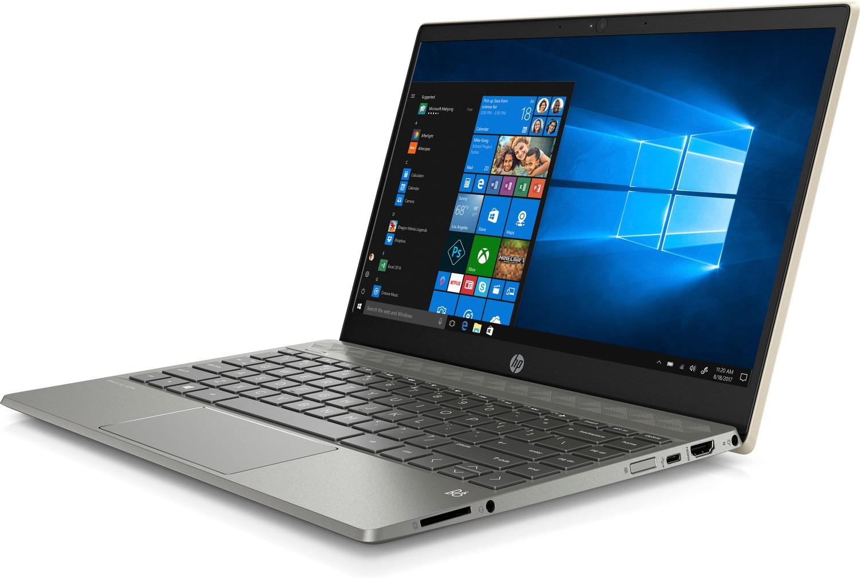 13.3 Ноутбук HP Pavilion 13-an0036ur 5CT71EA, серебристый ноутбук hp pavilion 13 an0036ur 5ct71ea core i7 8565u 8gb 256gb ssd 13 3 fullhd win10 silver