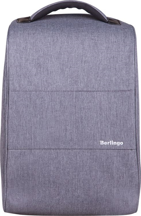 Рюкзак детский Berlingo City Style Urban Style-2, RU038111, серый