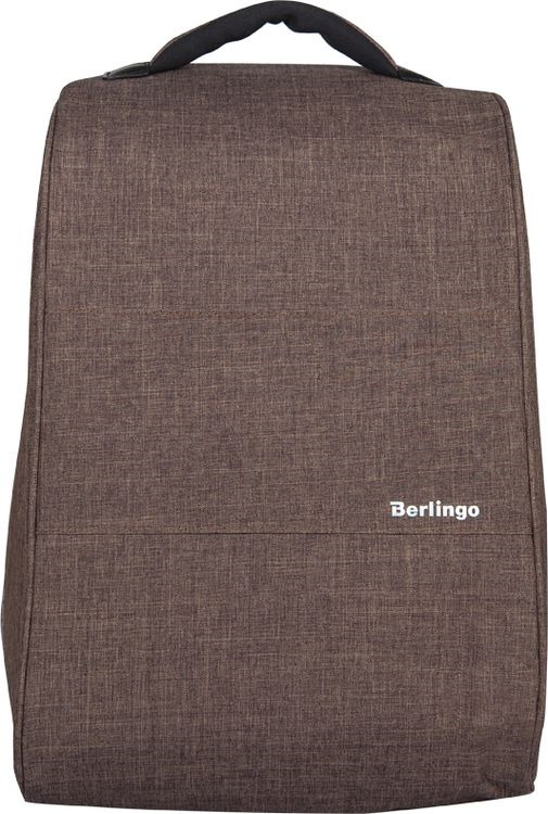 Рюкзак детский Berlingo City Style Urban Style-4, RU038113, коричневый