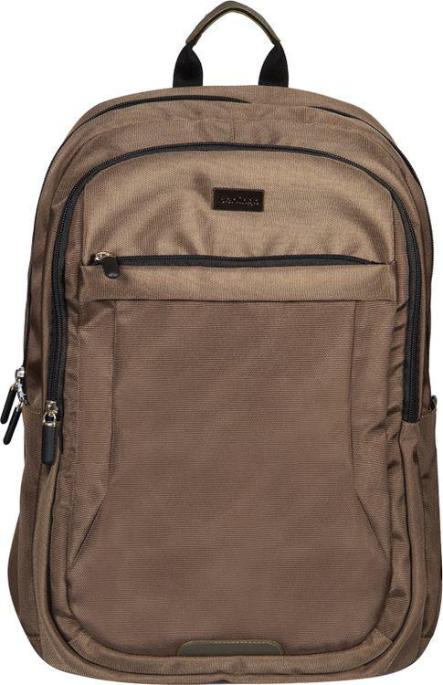 Рюкзак детский Berlingo City Style Casual 2, RU038115, зеленый