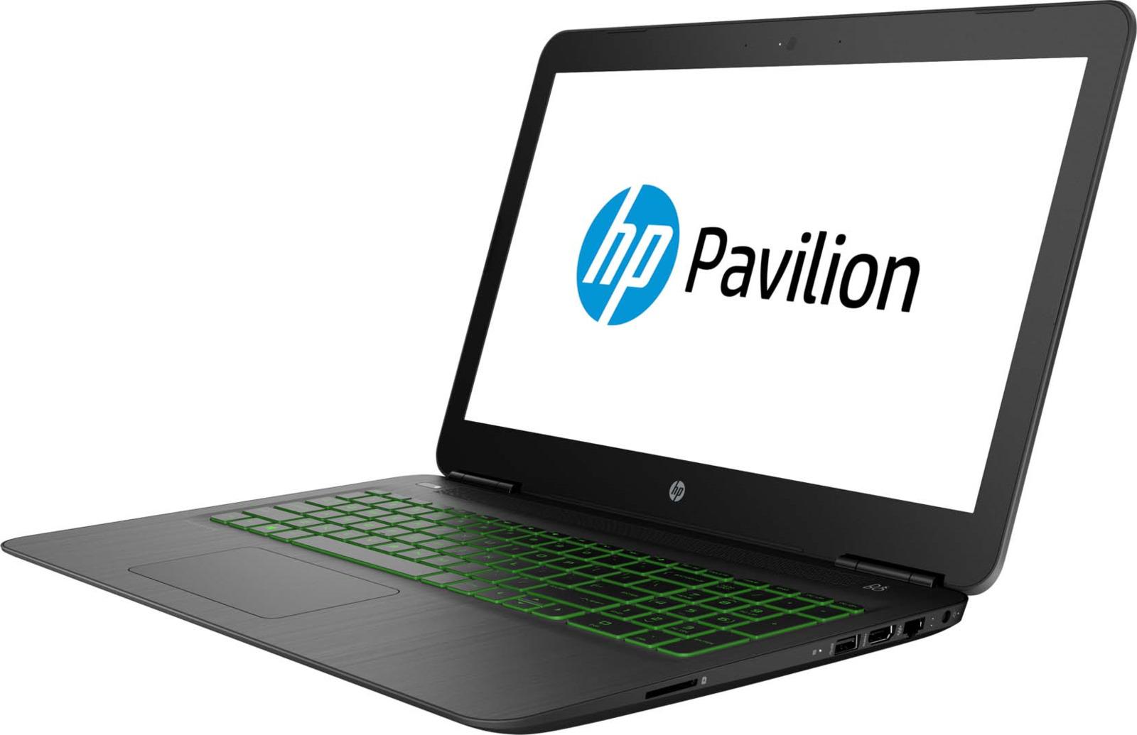 где купить Игровой ноутбук HP Pavilion Gaming 15-bc494ur 4XX73EA, черный дешево