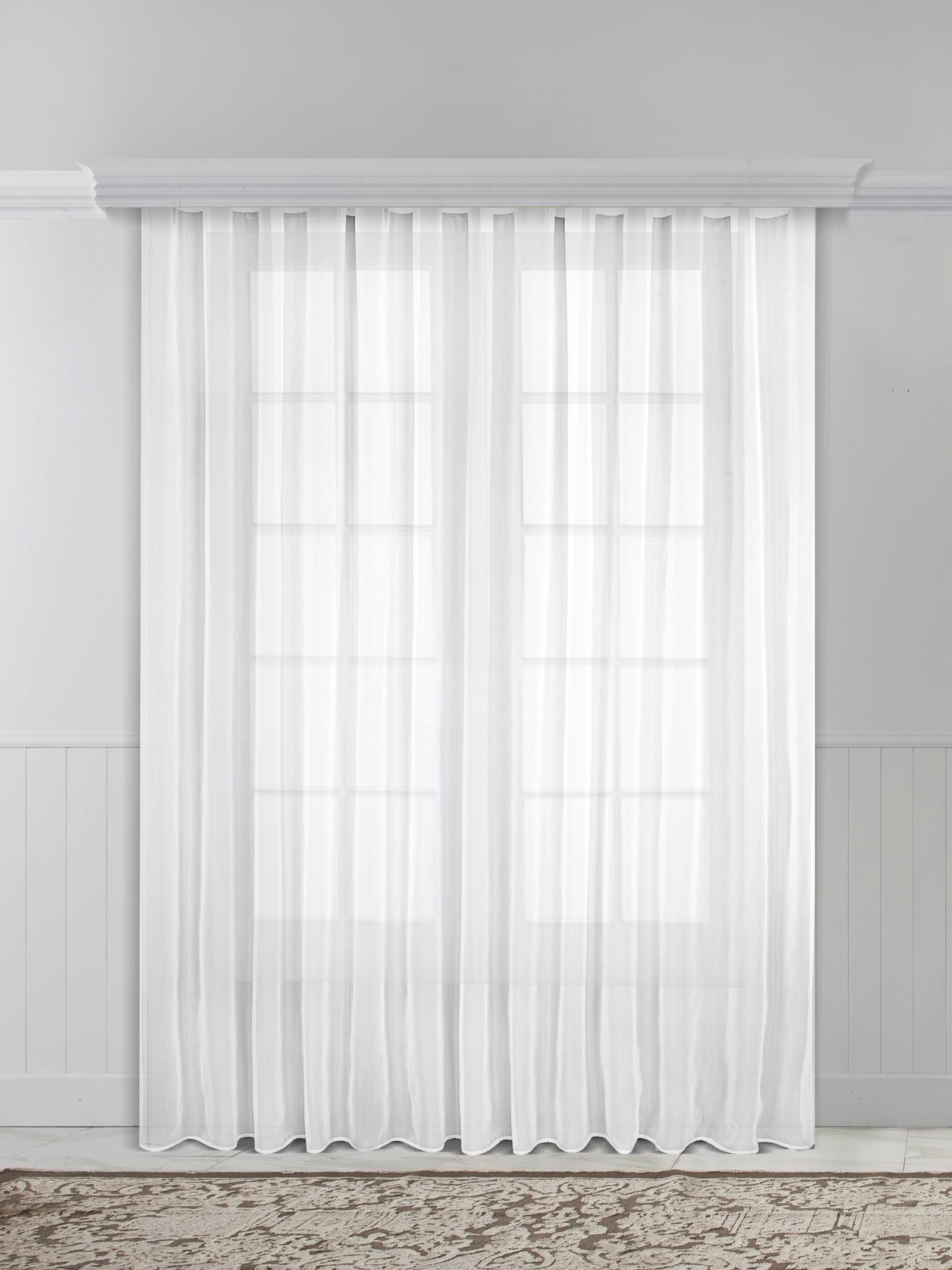Тюль Raccolto 04506-И, белый недорго, оригинальная цена
