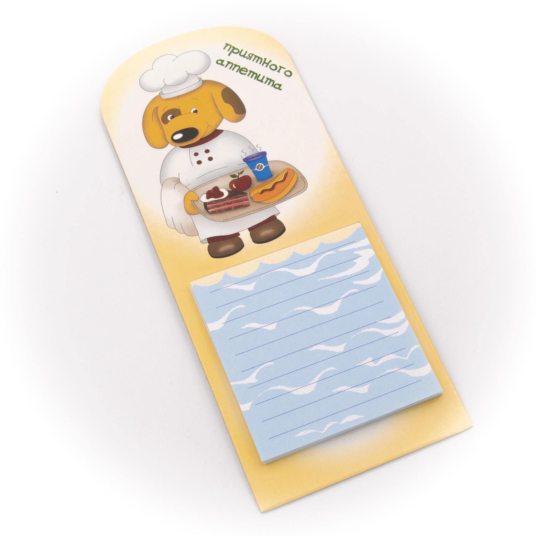 Бумага для заметок С Минимакс Собака-повар, 32 бумага для заметок с минимакс медный всадник зима 32