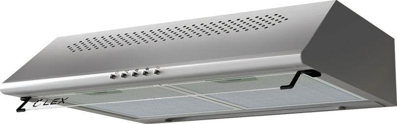 Вытяжка козырьковая Lex SIMPLE 600, нержавеющая сталь