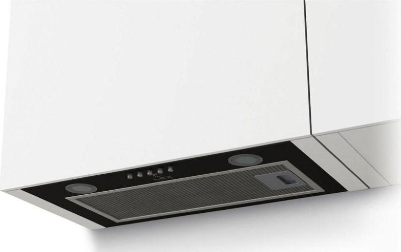 Вытяжка встраиваемая Lex GS Bloc P 600, черный