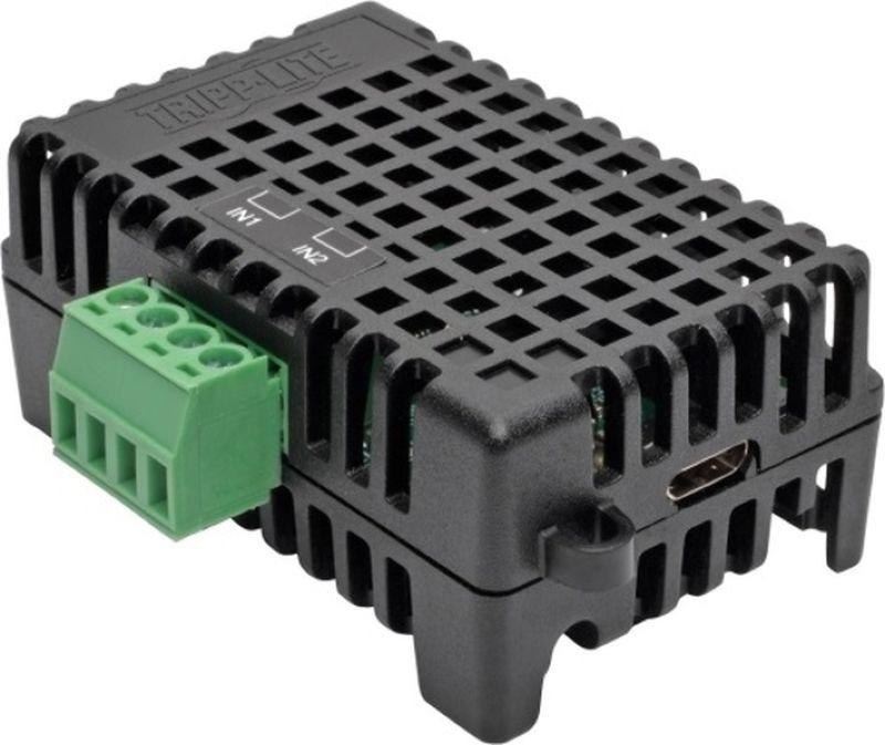 лучшая цена Датчик Tripplite E2MTHDI EnviroSense2 (E2) Environmental with Temperature Humidity and Digital Inputs