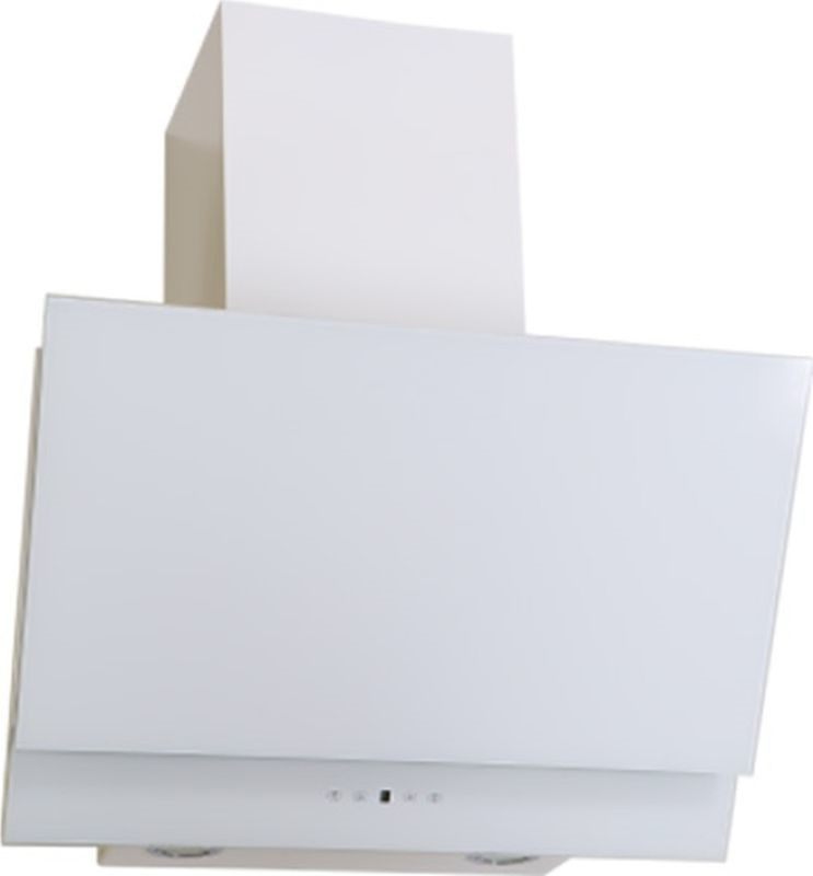 """Вытяжка каминная Elikor """"Жемчуг"""" 60П-700-Е4Д, перламутровый/белое стекло"""