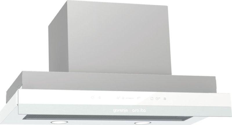 Вытяжка встраиваемая Gorenje Ora-Ito BHP643ORAW, белый цена 2017