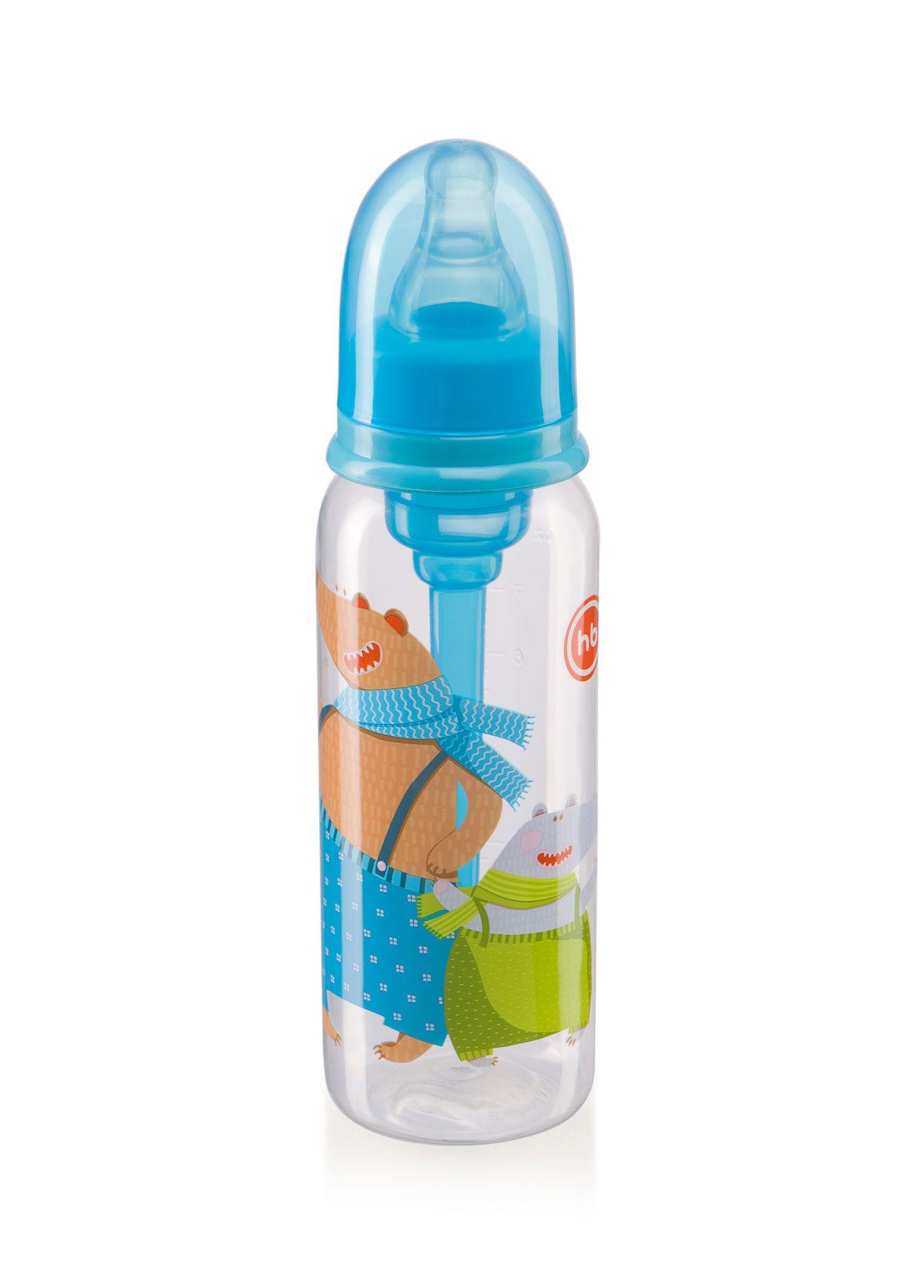 Бутылочка для кормления Happy Baby 10015 sky голубой