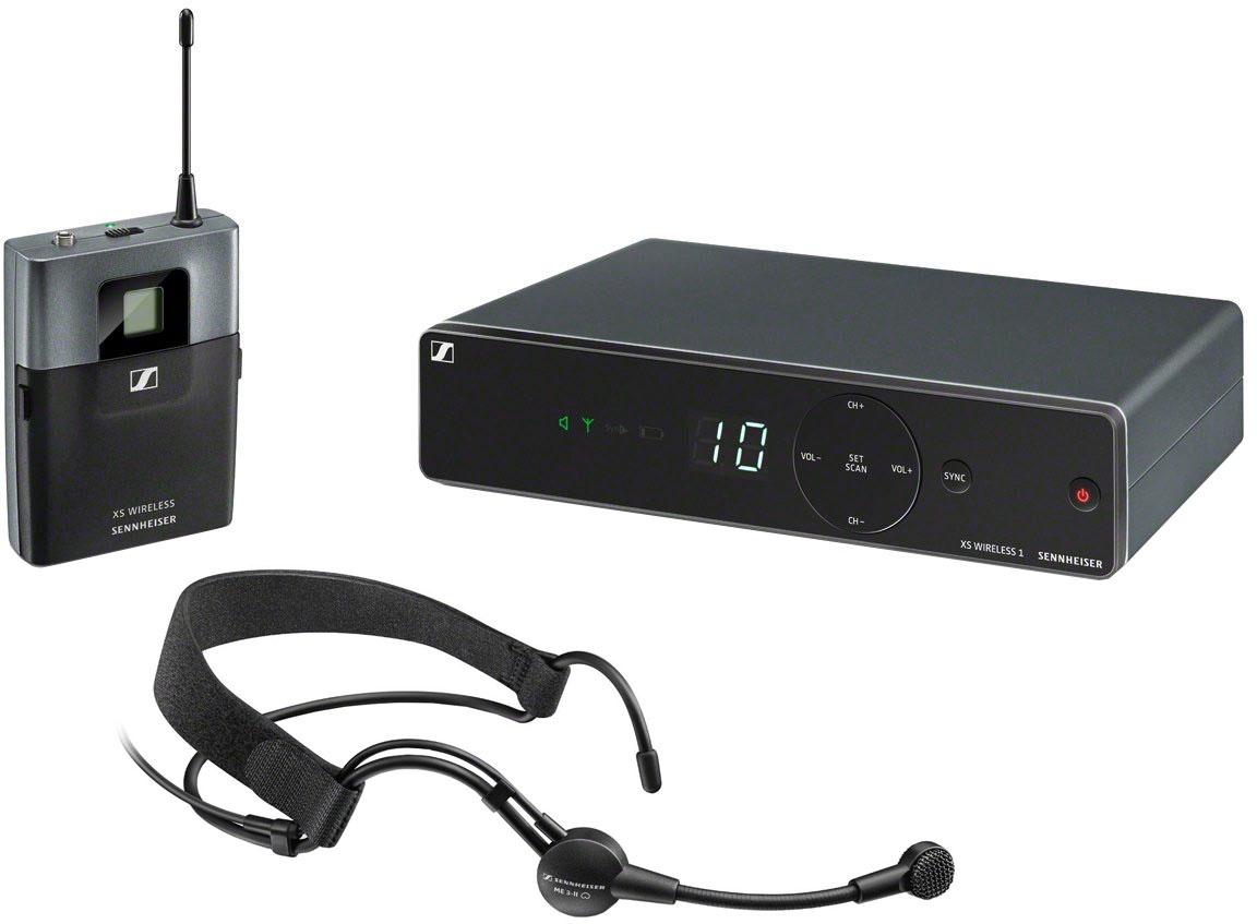 Микрофон Sennheiser XSW 1-ME3-B