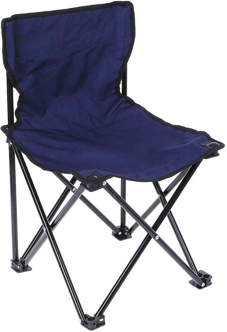 Кресло туристическое Maclay, складное, 134173, синий, до 90 кг кресло premier складное pr 249 140 кг