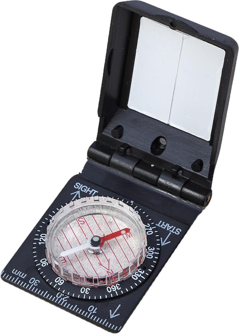 Компас DC30-1, с зеркалом, 292604, 10 х 3 см