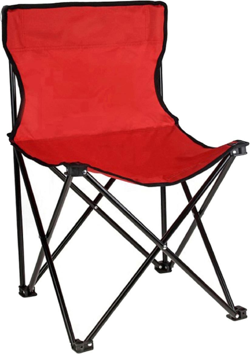 Кресло туристическое Maclay, складное, 488613, красный, до 90 кг кресло premier складное pr 249 140 кг