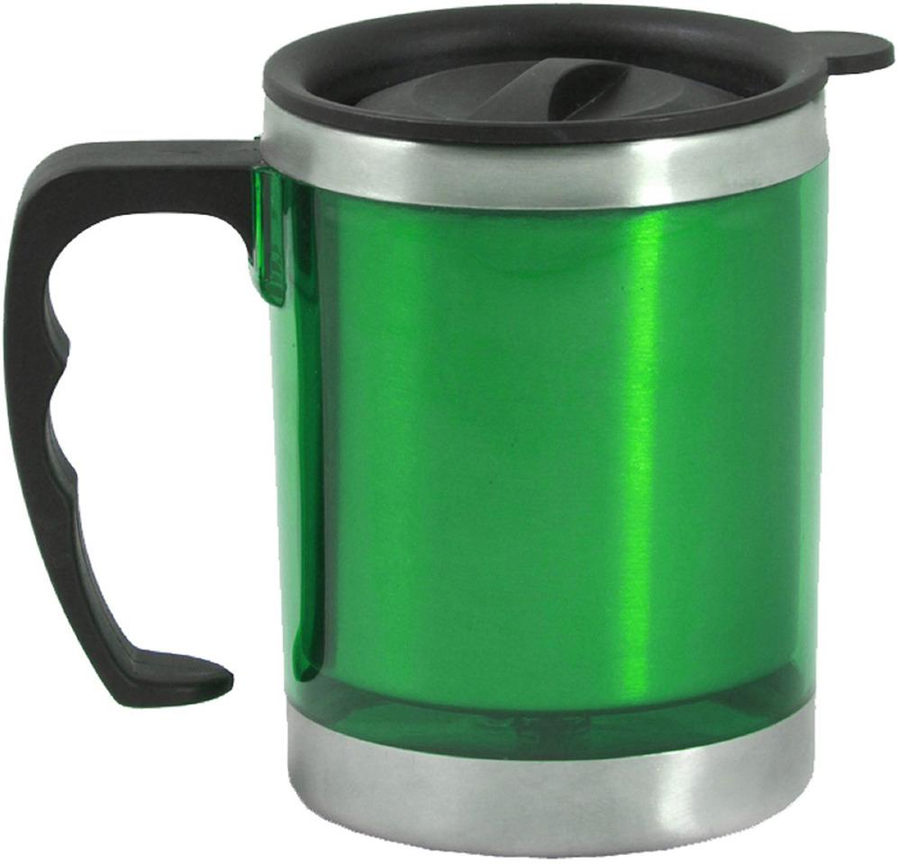 Термокружка Таллер, 450 мл, зеленый