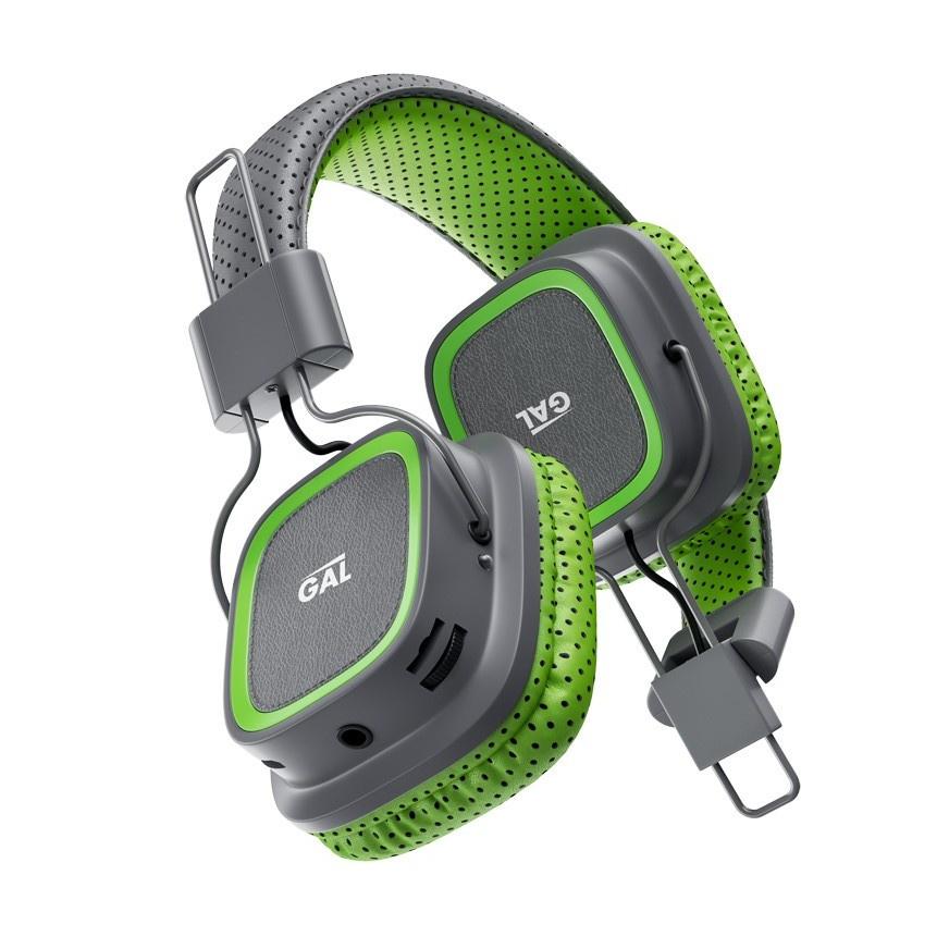 Наушники Bluetooth беспроводные с микрофоном GAL BH-2009GG nokia bh 109 ice гарнитура bluetooth