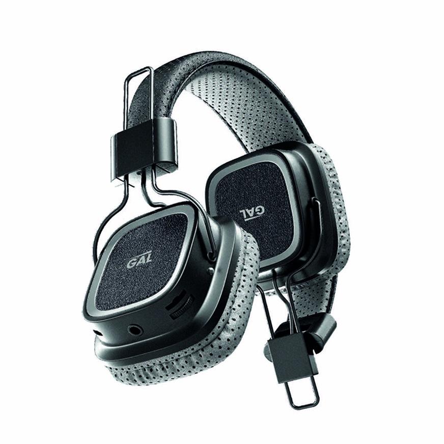 Bluetooth-гарнитура GAL BH-2009, черный blue string t2 turbo 2 поколения стерео музыка bluetooth гарнитура универсальная гарнитура белый