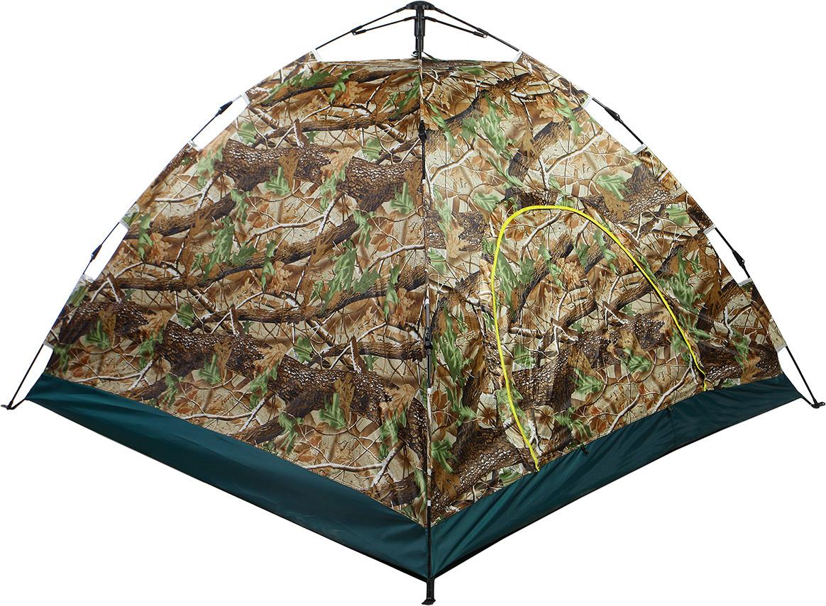 Палатка-автомат Maclay, 1734825, 220 х 150 см, лес