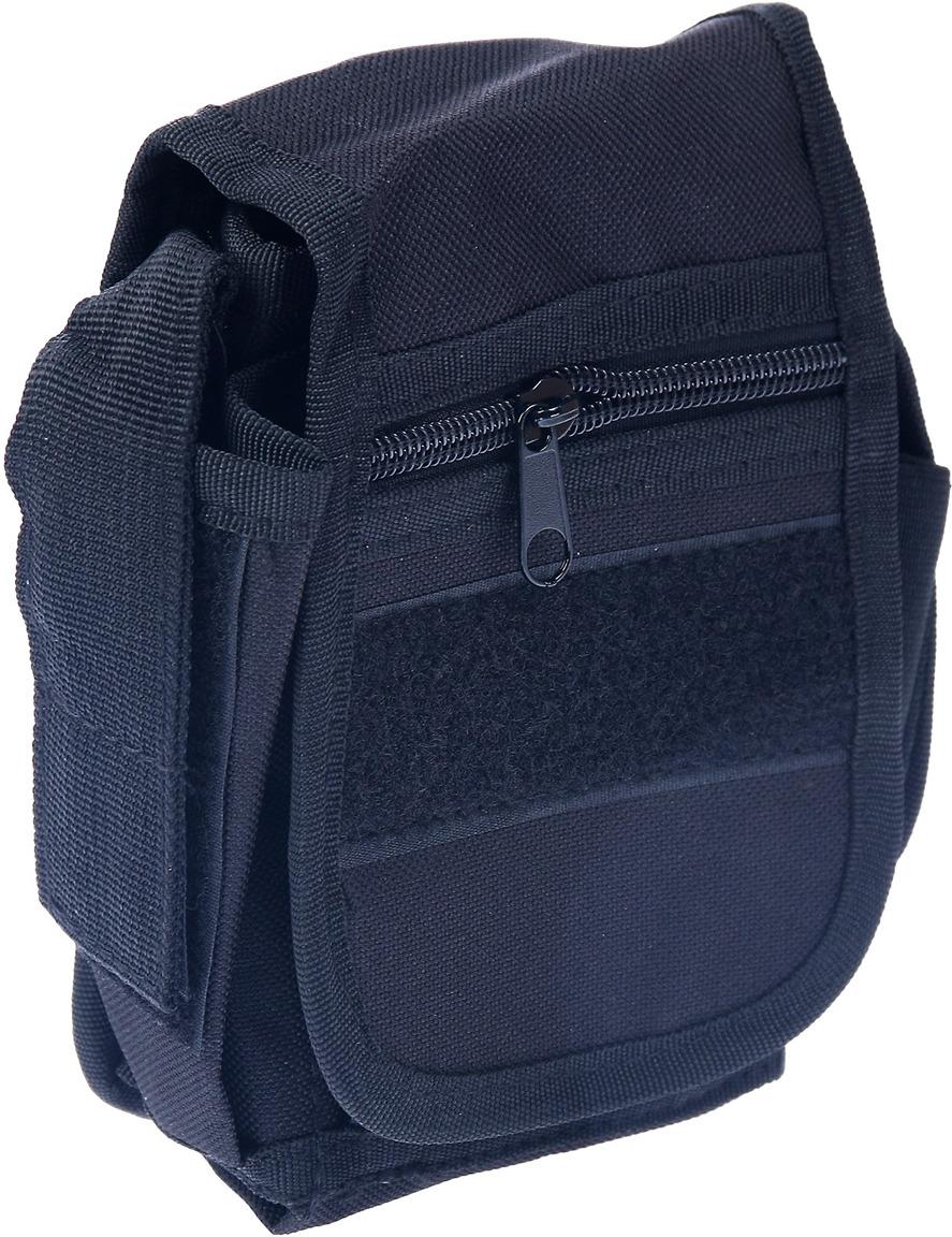 Сумка походная SWAT, влагостойкая, 2714859, черный