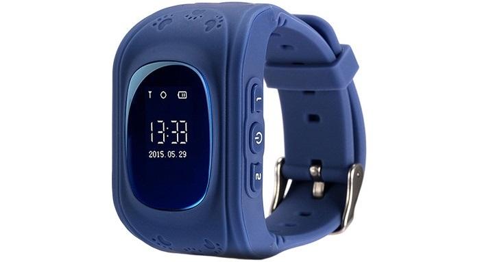 Умные часы для детей Smart Baby Watch Q50, синий все цены