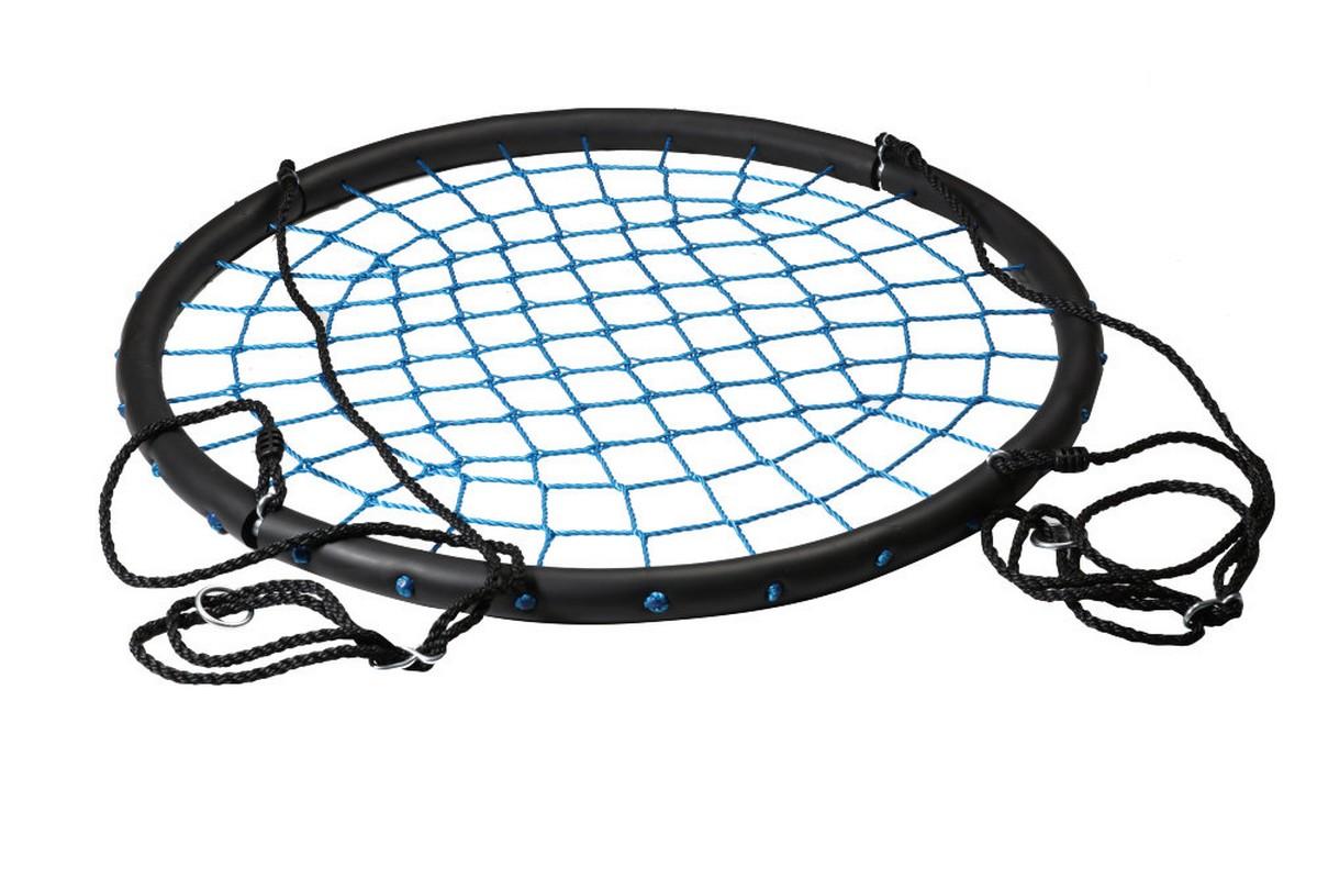 Садовые качели Lite Weights Гнездо d-120см 8805LW, черный Lite Weights