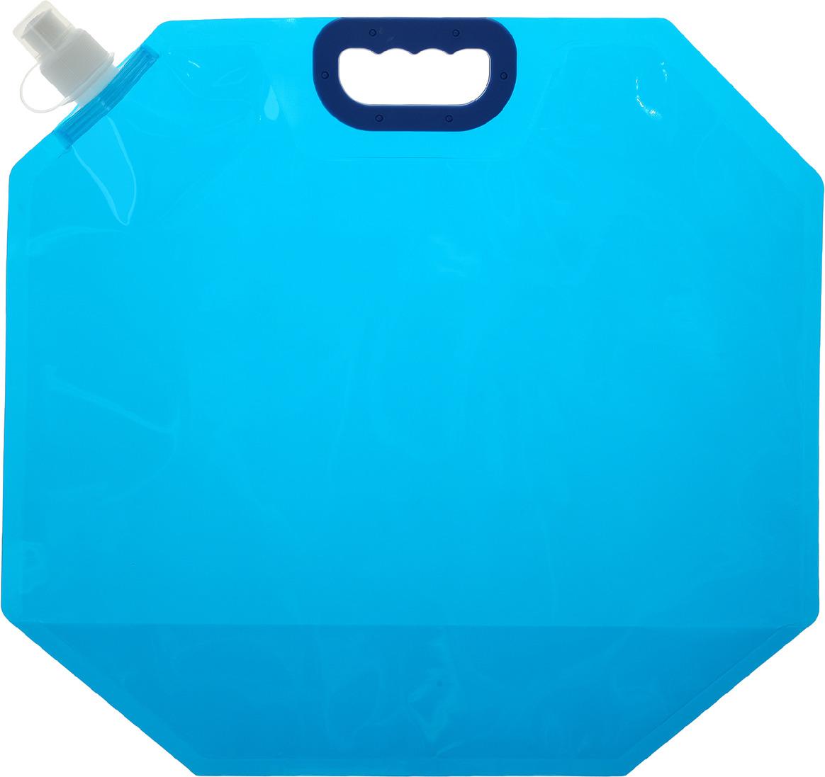 Канистра туристическая, 3584844, синий, 10 л