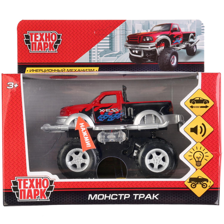 Машинка-игрушка Технопарк FY854-WB