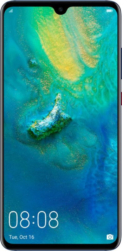 Смартфон Huawei Mate 20 6/128GB midnight blue huawei mate 20 128gb 4g midnight blue смартфон