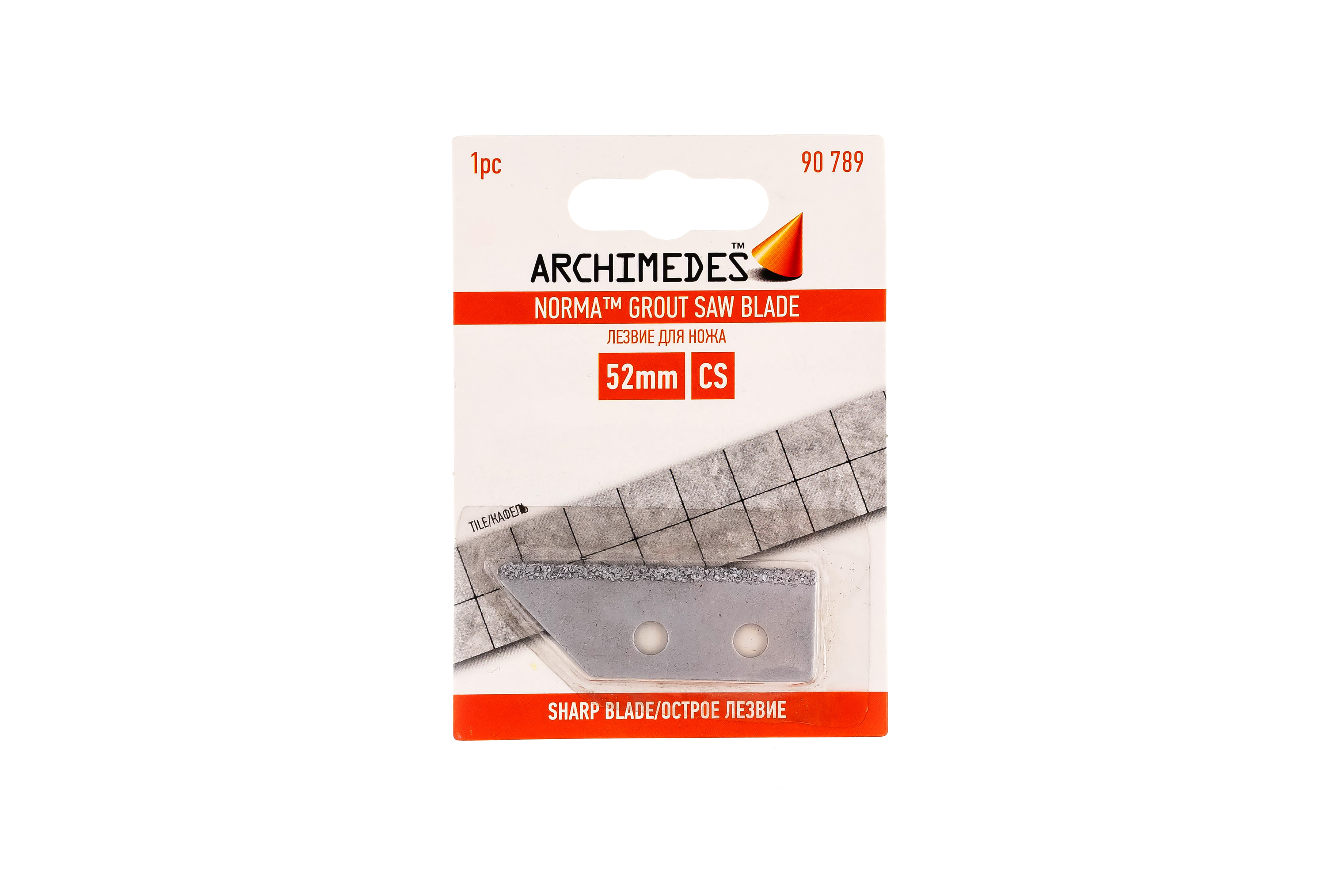 Лезвие Archimedes для ножа Norma archimedes 90479