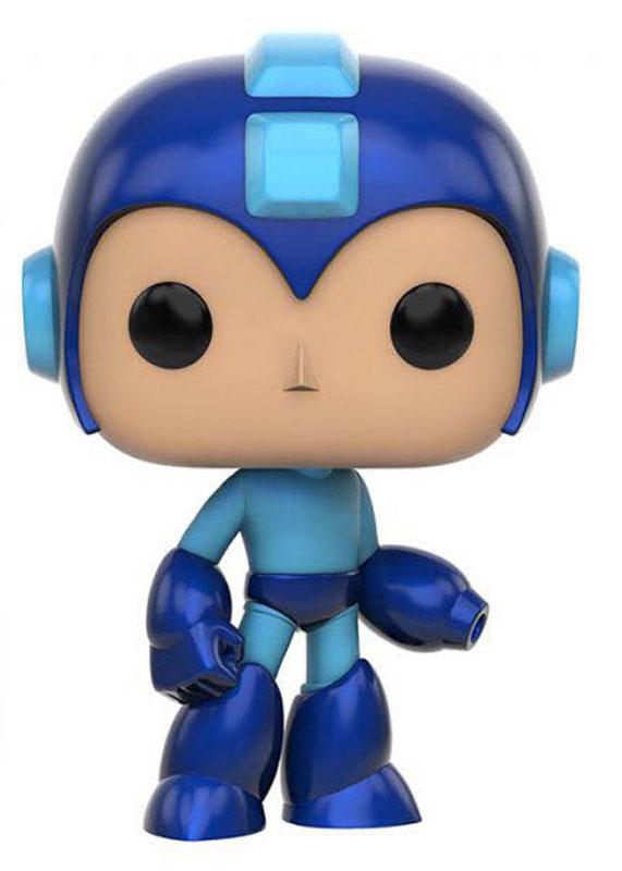 Фото - Фигурка Funko POP! Vinyl Games: Mega Man мягкая игрушка funko pop marvel – deadpool mega 40 см