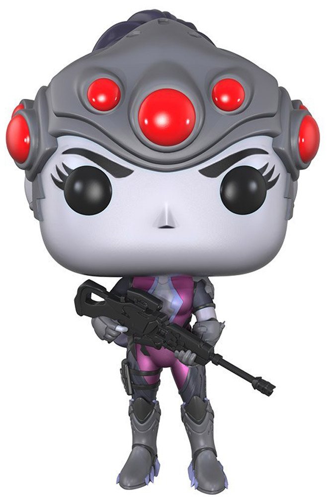 Фигурка Funko POP! Vinyl Overwatch: Widowmaker фигурка funko pop vinyl stranger things mike at dance 35055