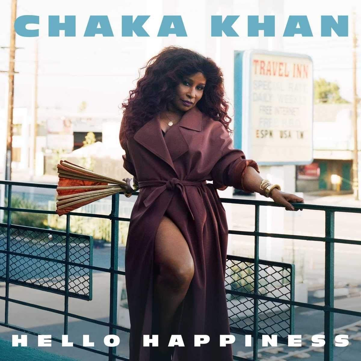Чака Хан Chaka Khan. Hello Happiness чака хан chaka khan original album series 5 cd