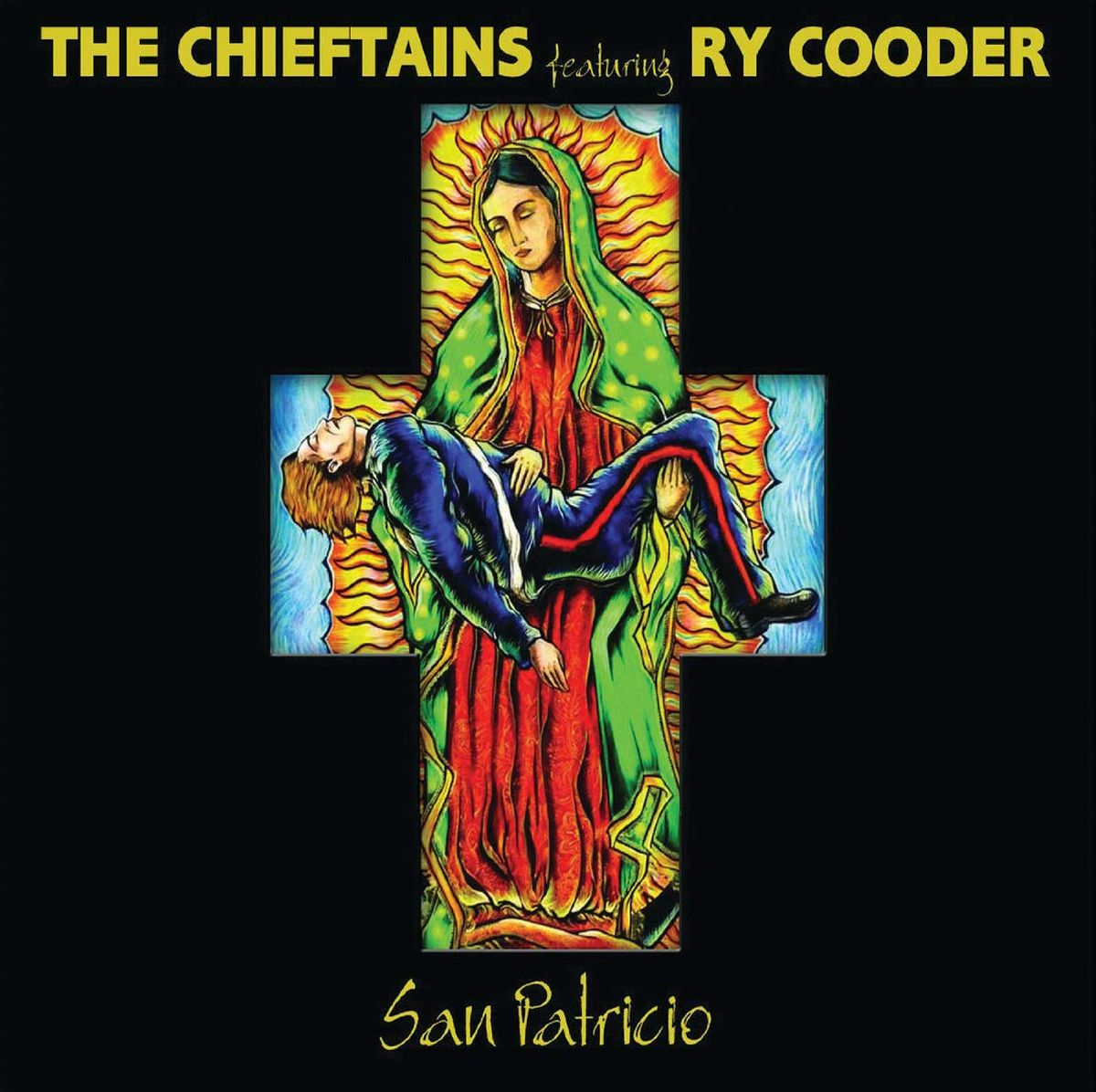 The Chieftains,Рай Кудер The Chieftains & Ry Cooder. San Patricio ry cooder election special