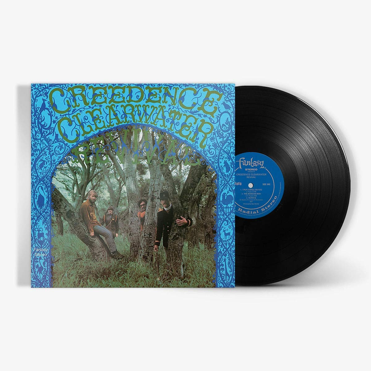 цена на Creedence Clearwater Revival Creedence Clearwater Revival. Creedence Clearwater Revival (Half Speed Master) (2 LP)