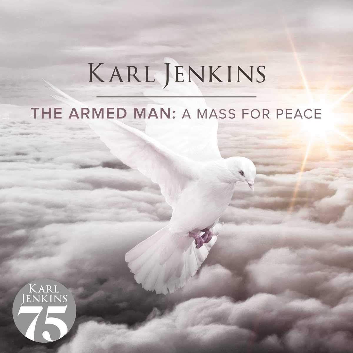 Карл Дженкинс Karl Jenkins. The Armed Man: A Mass For Peace paul jenkins eddie campbell jamie delano john constantine hellblazer volume 9 critical mass
